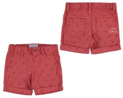 PRE ORDER SS19 Boys Mayoral Baby Shorts 1246