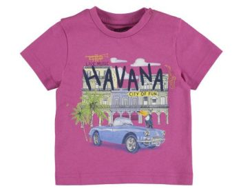Boys Mayoral Baby T Shirt 1026 - Available in 12m and 18m