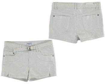 Girls Mayoral Junior Shorts 6210 - Available in 8 years and 14 years