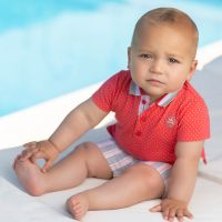 Boys Tutto Piccolo 2 Piece Set 6814/6315 - Available in 6 years