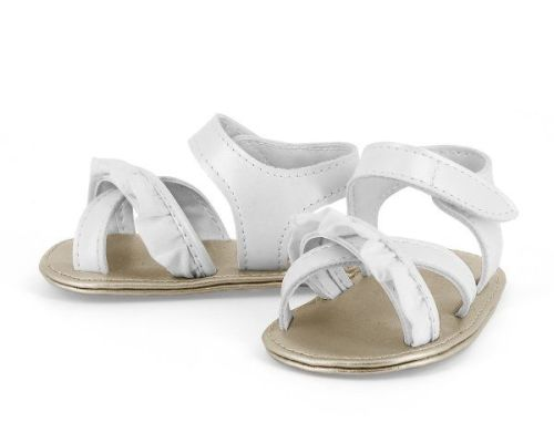 PRE ORDER SS19 Girls Mayoral Newborn Sandals 9131