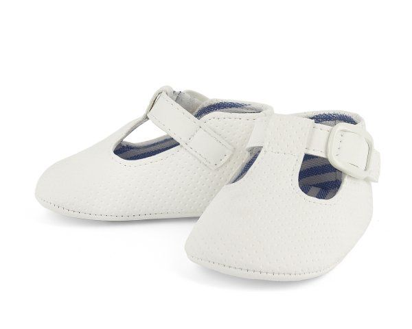 Boys Mayoral Shoes 9038 White