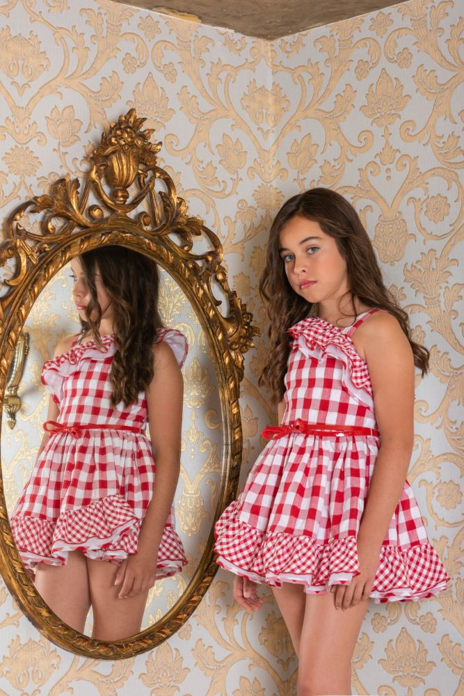PRE ORDER SS19 Girls Dolce Aela by Dolce Petit Dress 3011