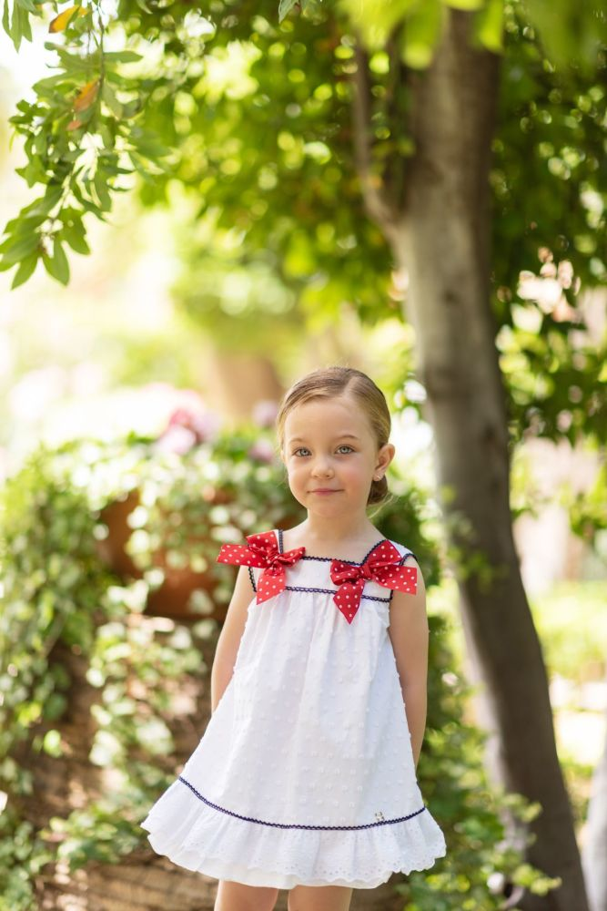 PRE ORDER SS19 Girls Dolce Petit Dress 2216