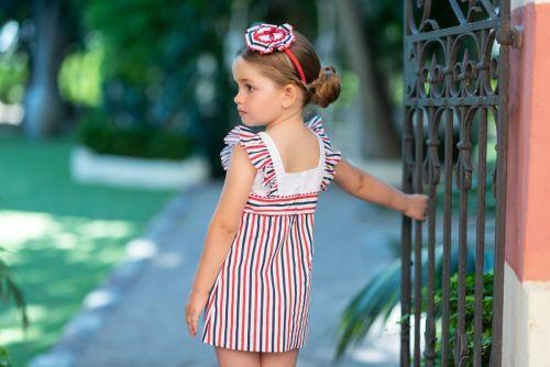 PRE ORDER SS19 Girls Dolce Petit Dress 2251