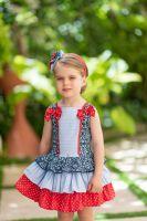 Girls Dolce Petit Dress 2261