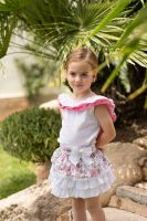 Girls Dolce Petit Skirt Set 2211