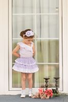 Girls Dolce Petit Skirt Set 2233