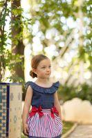 Girls Dolce Petit Skirt Set 2250