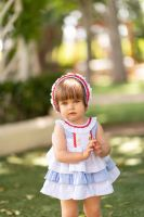 Girls Dolce Petit Dress and Pants 2162