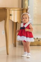 Girls Dolce Petit Dress and Pants 2119