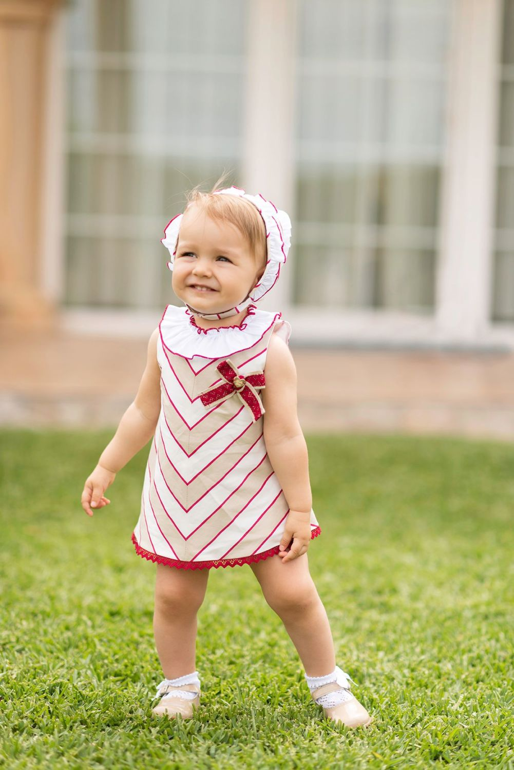 Girls Dolce Petit Dress And Pants 2101