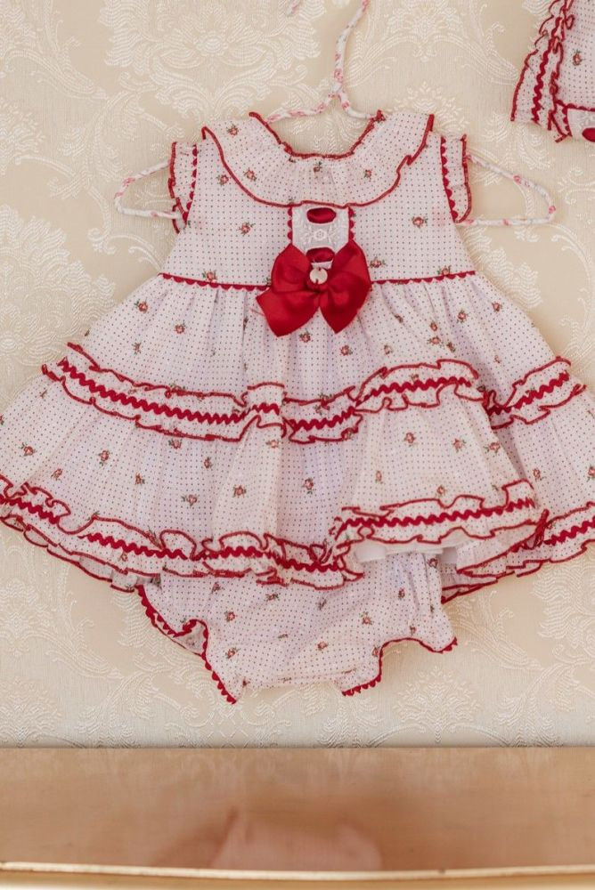 Girls Dolce Petit Dress and Pants 2034