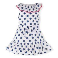 CLEARANCE PRICE Girls Miranda Polka Dot Dress 377 Available in 6 years