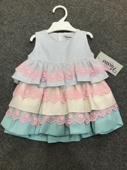 Girls Naxos Dress 6342
