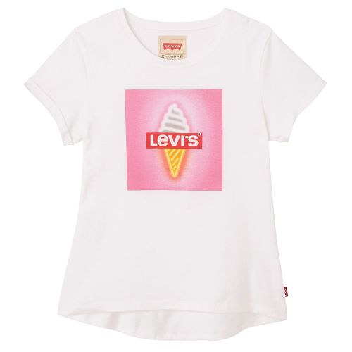 Girls Levis T Shirt NN10617