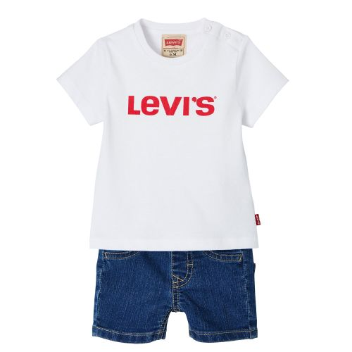 Boys Baby Levis Box Set NN37004