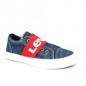 Boys Levis Footwear - Bermuda Elastic DCL111 Blue