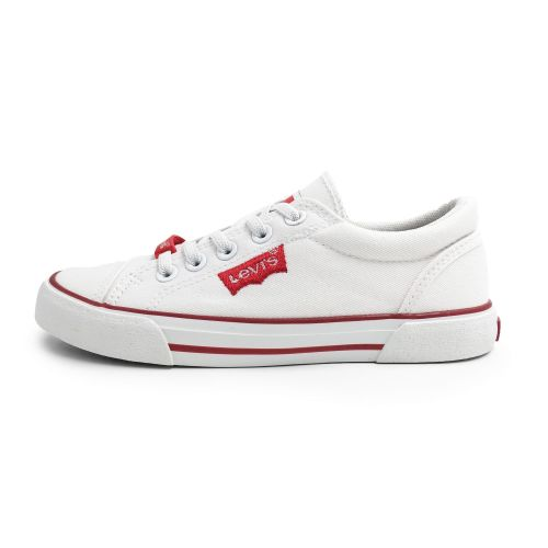 Boys Levis Footwear - Bermuda DCL114 White