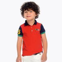 Boys Mayoral Mini Polo Shirt 3111