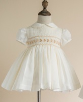 Girls Smocked Dress 90008