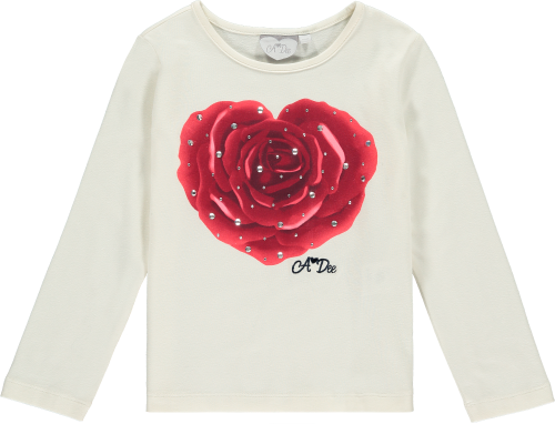 PRE ORDER AW19/20 Girls A*Dee Royal Garden Collection Tyla Top W194406
