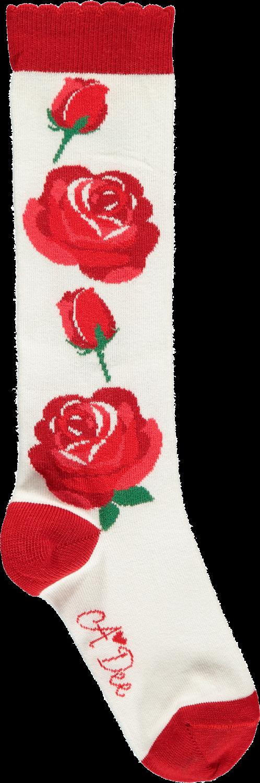 PRE ORDER AW19/20 Girls A*Dee Royal Garden Collection Ally Socks
