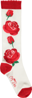 Girls A*Dee Royal Garden Collection Ally Socks