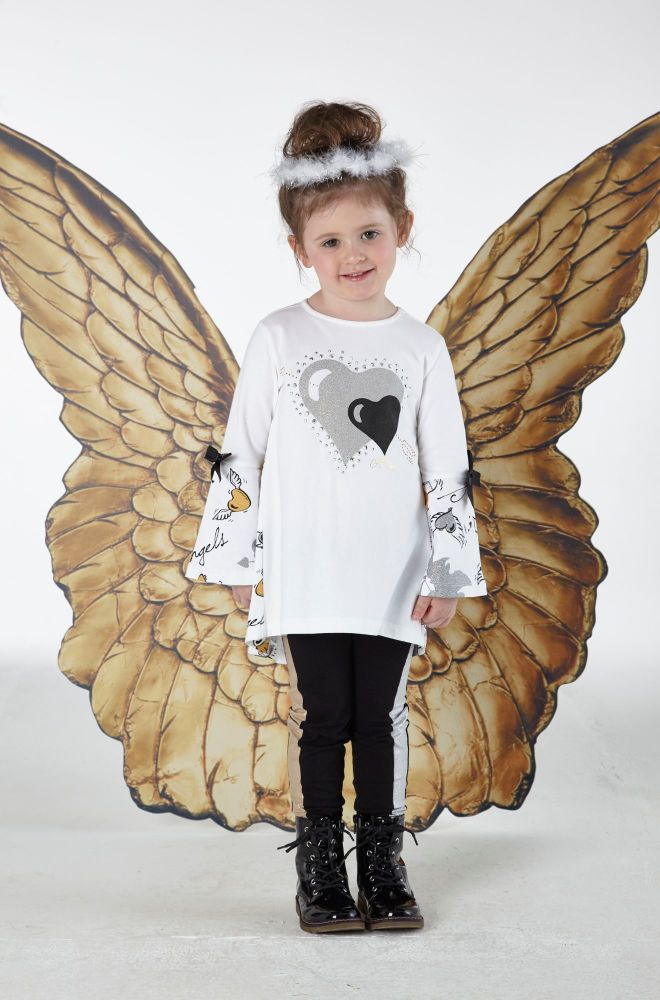 PRE ORDER AW19/20 Girls A*Dee Angels Collection Nula Leggings Set W192505