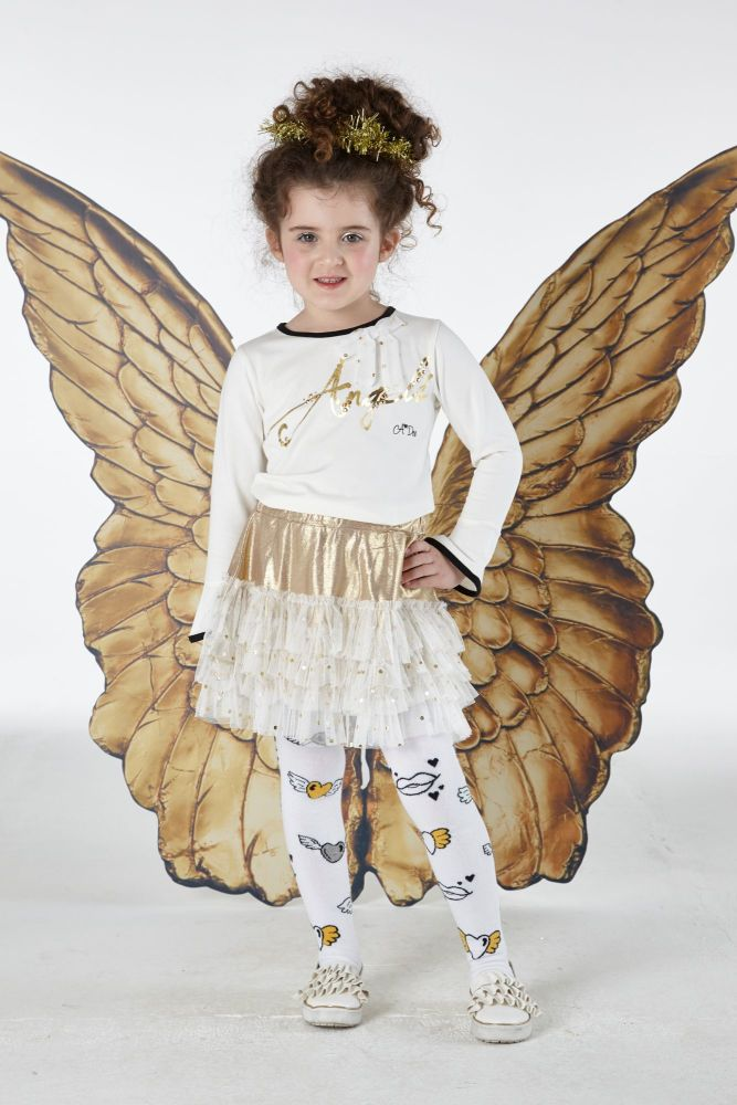 PRE ORDER AW19/20 Girls A*Dee Angels Collection Tilly Top W192403