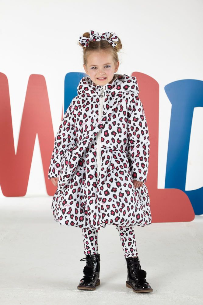 PRE ORDER AW19/20 Girls A*Dee Wild Collection Joyce Jacket W193206