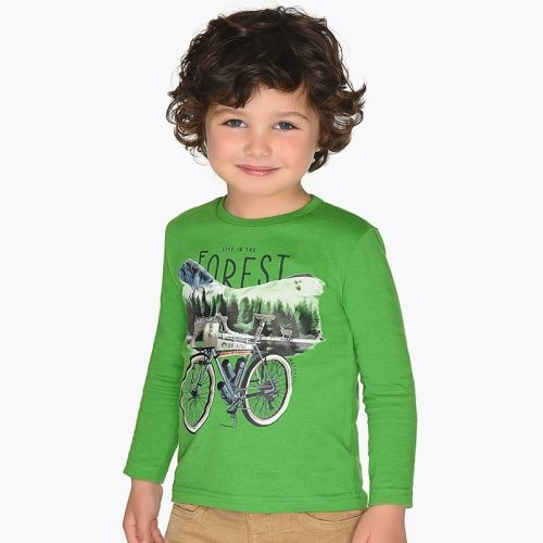 Boys Mayoral Long Sleeve Top 4032