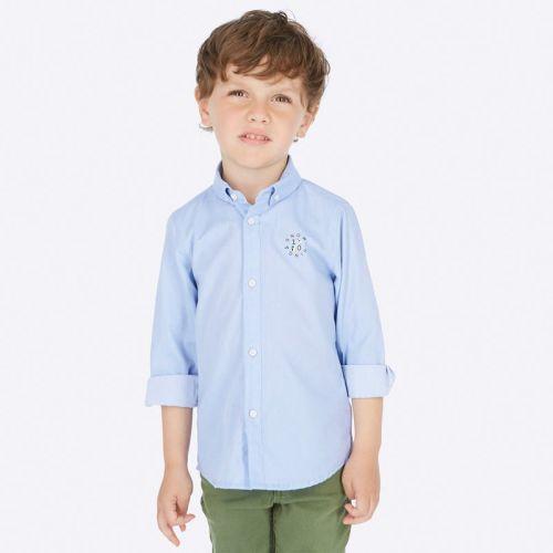 Boys Mayoral Long Sleeve Shirt 4120