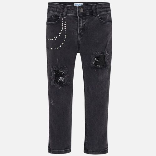Girls Mayoral Jeans 4502