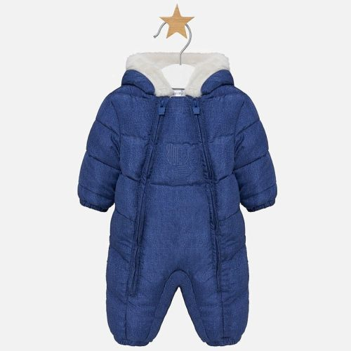 Unisex Mayoral Snow Suit 2615 - Navy