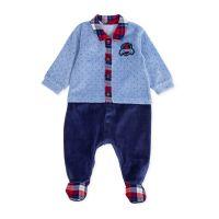 Boys Tutto Piccolo Babygrow 7096