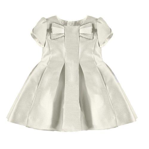Girls Mayoral Dress 4919 - Natural