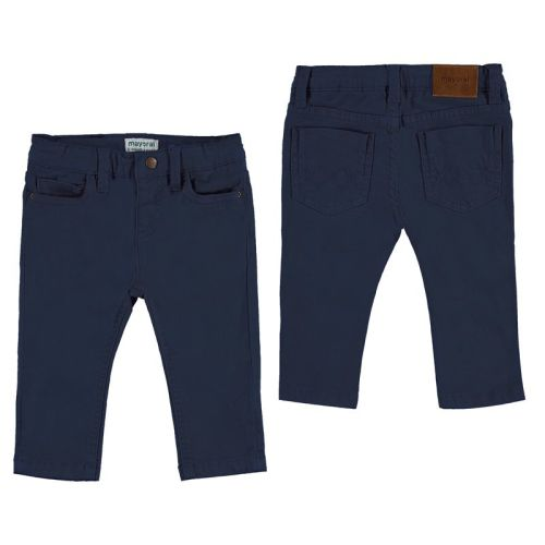 Boys Mayoral Trousers 563 - Dark Blue