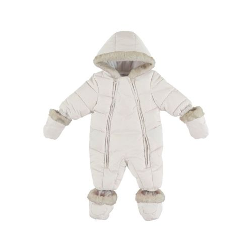 PRE ORDER Unisex Mayoral Snow Suit 2615 - Natural