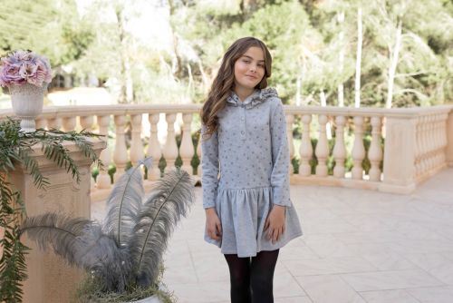 PRE ORDER AW19/20 Girls Dolce Aela by Dolce Petit Dress 3011 - Available up