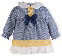 Girls Miranda Navy Dress 70