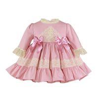 Girls Miranda Pink Dress 127