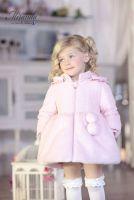 Girls Miranda Coat 180 - Pink