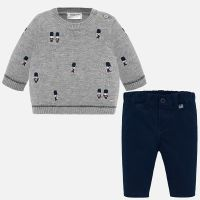 Boys Mayoral 2 Piece Set 2524 Available in 0-1m