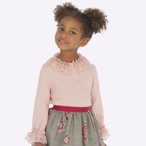 Girls Mayoral Blouse 4101