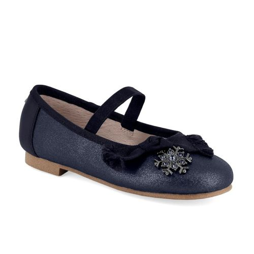 Girls Mayoral Shoes 46005 Navy