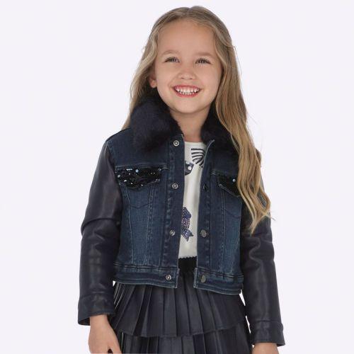 Girls Mayoral Jacket 4408