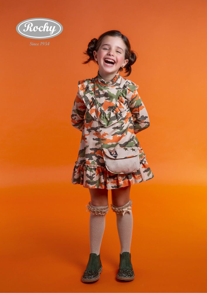 Girls Rochy Dress TO6131