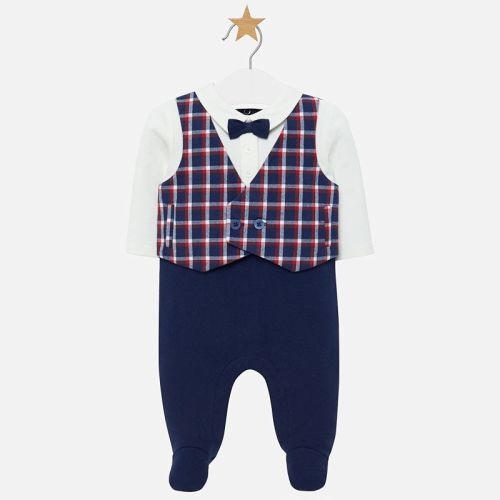 Boys Mayoral Babygrow 2611
