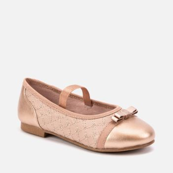 Girls Mayoral Shoes 44007 Pink